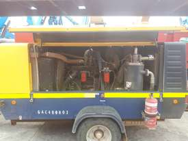 Compair C110 400CFM Compressor used - picture4' - Click to enlarge