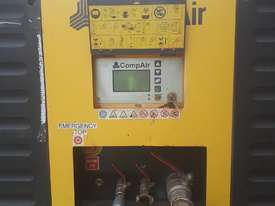 Compair C110 400CFM Compressor used - picture5' - Click to enlarge