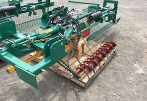 Munro Multi set Post Rammer/Driver Fencing