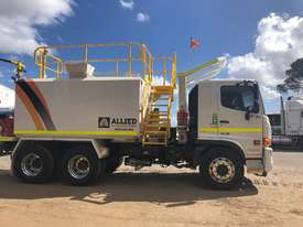 NEW 2018 HINO FM 2628 6X4 WATER TRUCK - picture2' - Click to enlarge