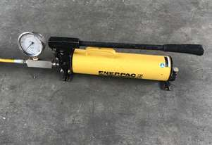 Enerpac Hydraulic Steel Porta Power Hand Pump P80
