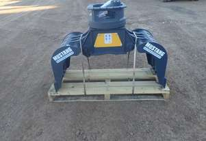 Mustang GRP250 Hydraulic Rotating Grapple