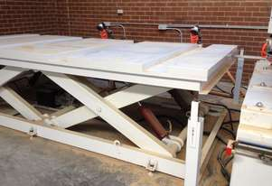 CNC loading and Unloading table