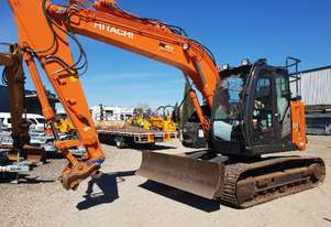 2016 HITACHI ZX135US-5 EXCAVATOR WITH LOW 1970 HOURS