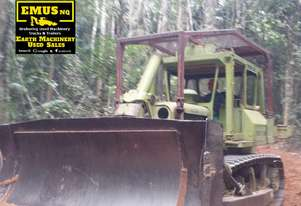 Terex 82-20B Dozer with Rippers. MS484