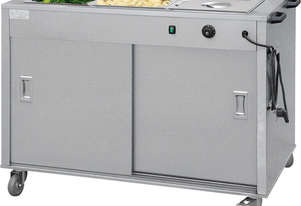 YC-3 Food Service Cart, Chilled