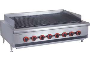 QR-48ELPG Natural Gas 8 Burner Char Grill Top