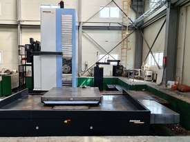 CNC HORIZONTAL BORING MACHINE - picture0' - Click to enlarge