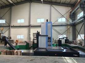 CNC HORIZONTAL BORING MACHINE - picture1' - Click to enlarge