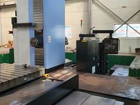 CNC HORIZONTAL BORING MACHINE - picture16' - Click to enlarge