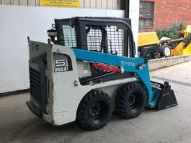 TOYOTA HUSKI SKID STEER & TRAILER - picture0' - Click to enlarge