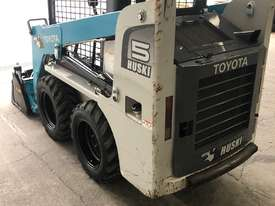 TOYOTA HUSKI SKID STEER & TRAILER - picture1' - Click to enlarge