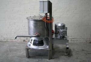 Stainless Steel Batch Basket Centrifuge - Broadbent