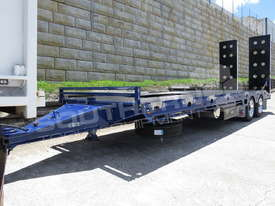 Interstate Trailers ELITE Tandem Axle Tag Trailer Custom Blue ATTTAG - picture1' - Click to enlarge