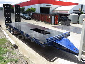 Interstate Trailers ELITE Tandem Axle Tag Trailer Custom Blue ATTTAG - picture2' - Click to enlarge