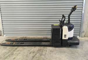 Electric Forklift Rider Pallet PE Series 2007