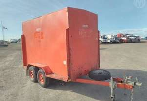 THE Trailer Factory 9.5X5 Enclosed