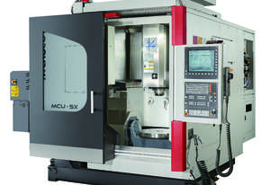 MCU-5X - 5 Axis VMC - 600mm Table - 35kw - 261nm Torque - 15,000rpm - Gantry Design - CTS Std