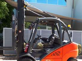Used Forklift:  H35D Genuine Preowned Linde 3.5t - picture0' - Click to enlarge