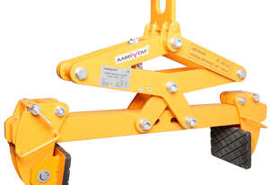 Versa Block Clamp 600.  Attachment for lifting & placing masonry blocks