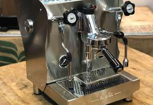 ORCHESTRALE NOTA 1 GROUP BRAND NEW STAINLESS ESPRESSO COFFEE MACHINE