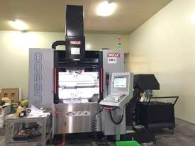 5 Axis Machining Center - picture0' - Click to enlarge