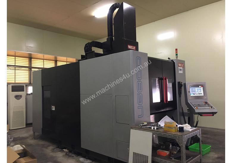 5 Axis Machining Center