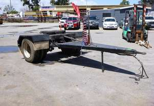Single Axle Dolly (See Gregsons Note) - (GA1198)