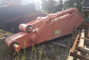 Hitachi ZX470-3 BE Arm W/- Cylinder and Bucket Linkage