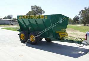 Seymour Rural Equipment Seymour 2000 Chain Spreader