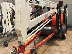 34FT TRAILER MOUNTED BOOM LIFT SNORKEL - picture1' - Click to enlarge