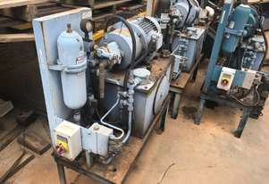 Hydraulic power Pack 10 HP 3 phase
