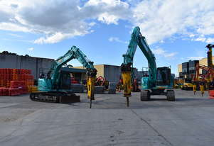 Used ICM IB1300S 30.0-40.0 TonneT Excavator Hammer / Breaker  for sale