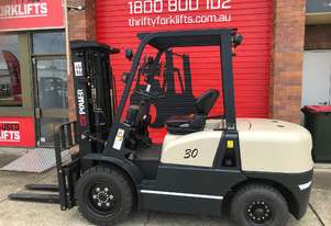 CT POWER FD 30   DIESEL FORKLIFT STOCK AVAILABLE FOR DELIVERY NOW