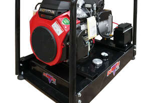 11kVA Dunlite DGUH11ES-2 Honda Powered Generator with E-Start