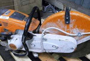 Stihl   TS800 Demo Saw