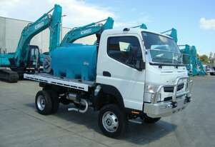 FUSO FGB71CR6SFAC CANTER CAB CHASSIS