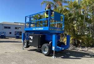 NEW Genie GS2669RT Scissor Lift   -   SALE PRICE!