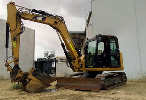CAT 308E2-CR 8 tonne Excavator for Sale