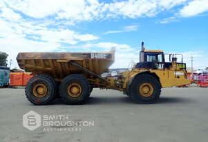 1997 CATERPILLAR D400E 6X6 ARTICULATED DUMP TRUCK