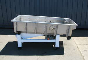Large Vibrating Vibratory Tray Feeder