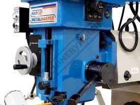 BM-90HV Turret Milling Machine - Horizontal - Vertical  (X) 1120mm (Y) 520mm (Z) 440mm Includes Digi - picture17' - Click to enlarge