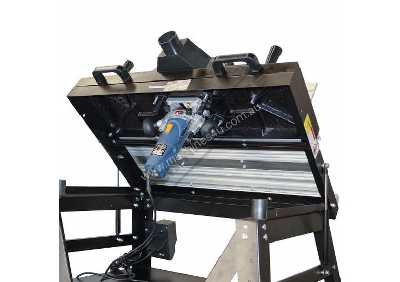 RT-100 Router Table with Sliding Table 785 x 560mm Table Size