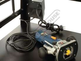 RT-100 Sliding Router Table 785 x 560mm Table Size - picture17' - Click to enlarge
