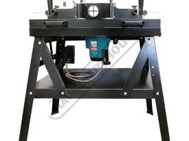 RT-100 Sliding Router Table 785 x 560mm Table Size - picture8' - Click to enlarge