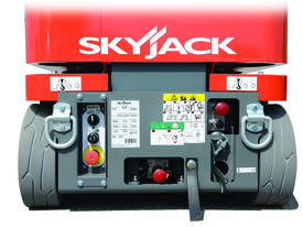 Skyjack SJ 12 Vertical Mast Lift - picture5' - Click to enlarge