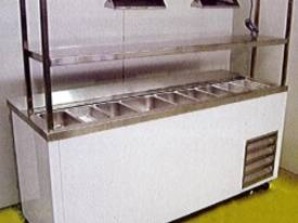IFM Model PREP2400 Preparation Fridge 2400mm - picture0' - Click to enlarge