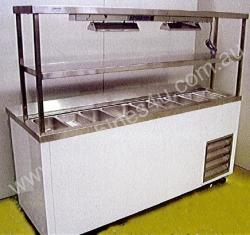IFM Model PREP2400 Preparation Fridge 2400mm