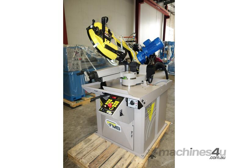 � 240mm Capacity Semi Automatic Bandsaw