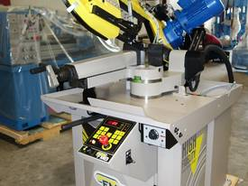 Semi Auto Swivel Head Bandsaw 240x260mm (WxH) - picture2' - Click to enlarge